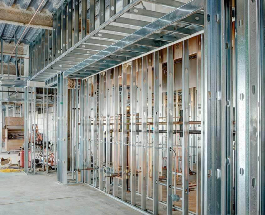 Partitioning Streamline Ceilings Partitions Ltd